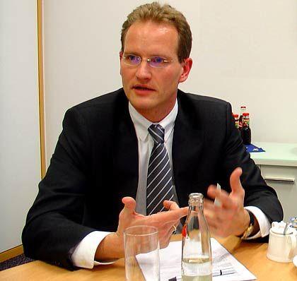 Der Mann für die aktive Anlage: Norbert Welp ist Mitglied der Gechäftsleitung von Pioneer Investments