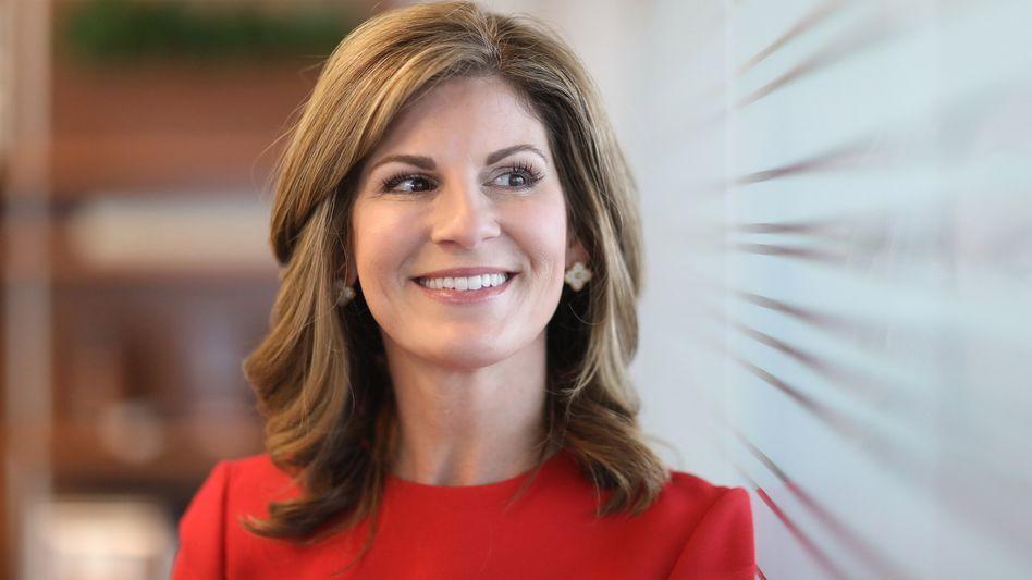 Deutschlands erste Dax-CEO: Jennifer Morgan