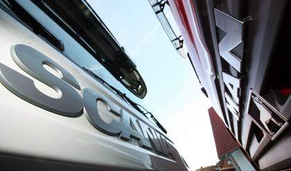Konfrontation: Scania hat den feindlichen Übernahmeversuch von MAN abgewehrt - mit Hilfe des Großaktionärs VW