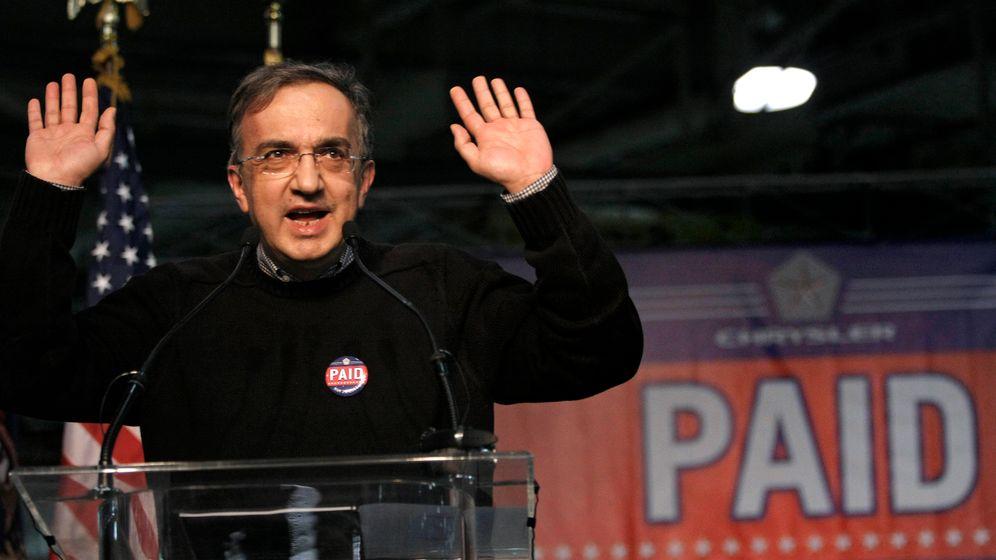 Fiat und Chrysler: Außen Italiener, innen Amerikaner
