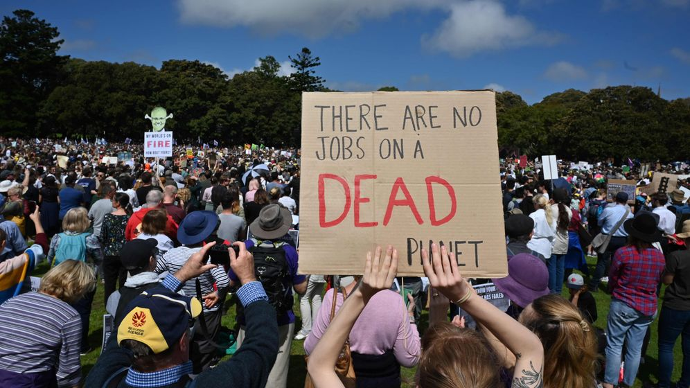 Weltweite Klimaproteste: Proteste in fast 160 Staaten