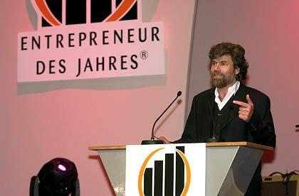 Keynote-Speaker: Reinhold Messner