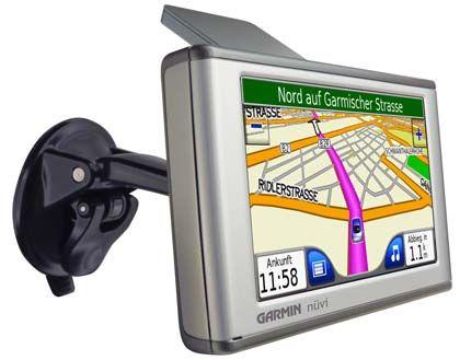 Navigationsgerät von Garmin: Das US-Unternehmen bietet 15 Prozent mehr für Tele Atlas