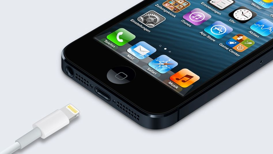 Lightning-Stecker von Apple: Die EU drängt auf eine einheitliche Ladetechnik - und favorisiert USB-C