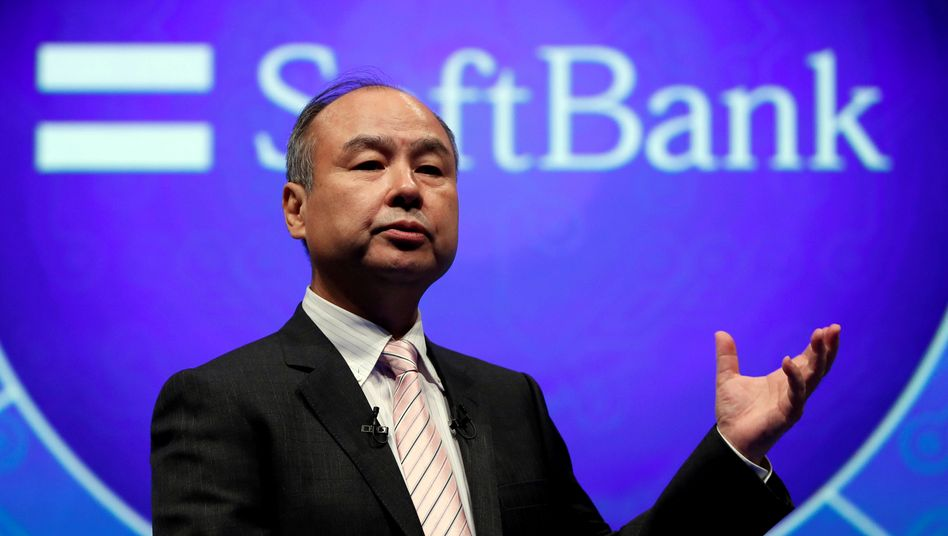 Braucht Geld: Softbank-Chef Masayoshi Son
