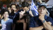 """Griechenland sagt """"Nein"""" - und kann damit die Euro-Zone retten"""
