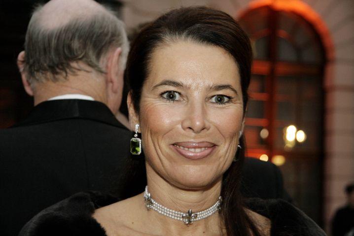 Verfolgt eigene Ziele: Katrin Haub, Gattin des verschwundenen Karl-Erivan Haub