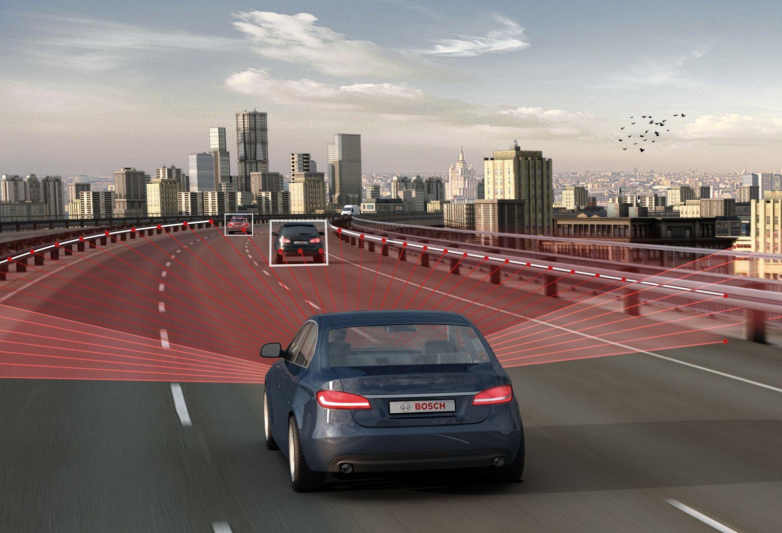 Bosch / Neue Sensorik für intelligente Automatisierung