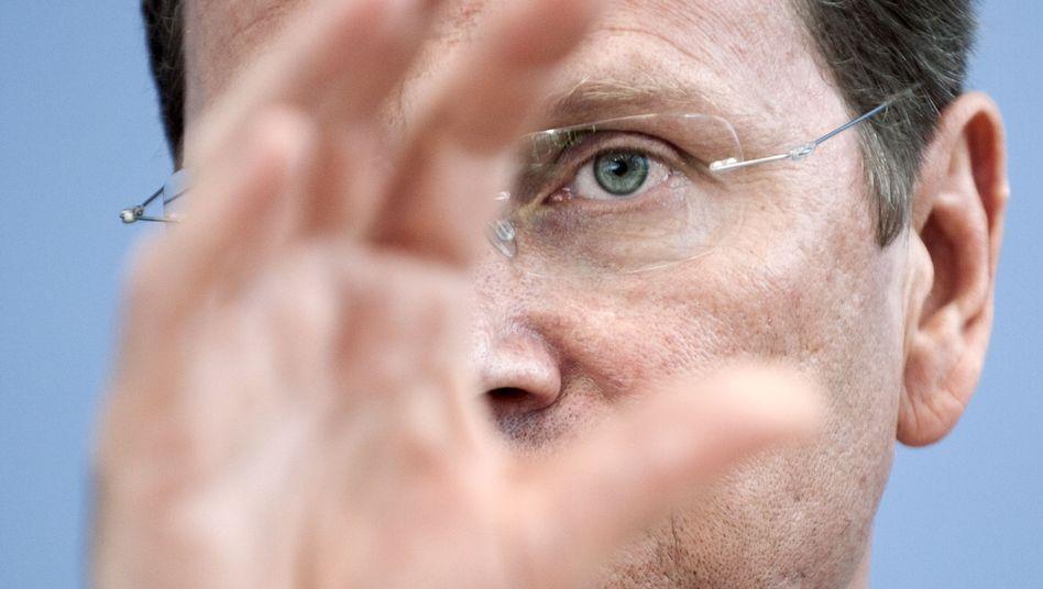 Da geht wieder was: FDP-Chef Westerwelle will die Steuern senken