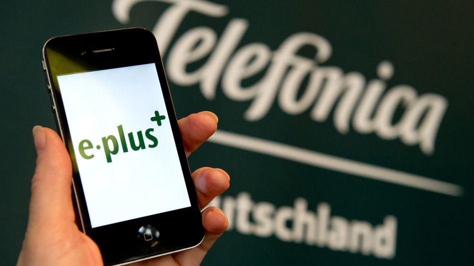 Mit der Übernahme von E-Plus steigt Telefónica Deutschland (O2) zur Nummer 1 der Mobilfunker hierzuland auf
