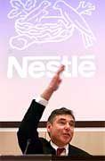 Nestlé-CEO Peter Brabeck bringt die Tierfutter-Sparte nach vorn