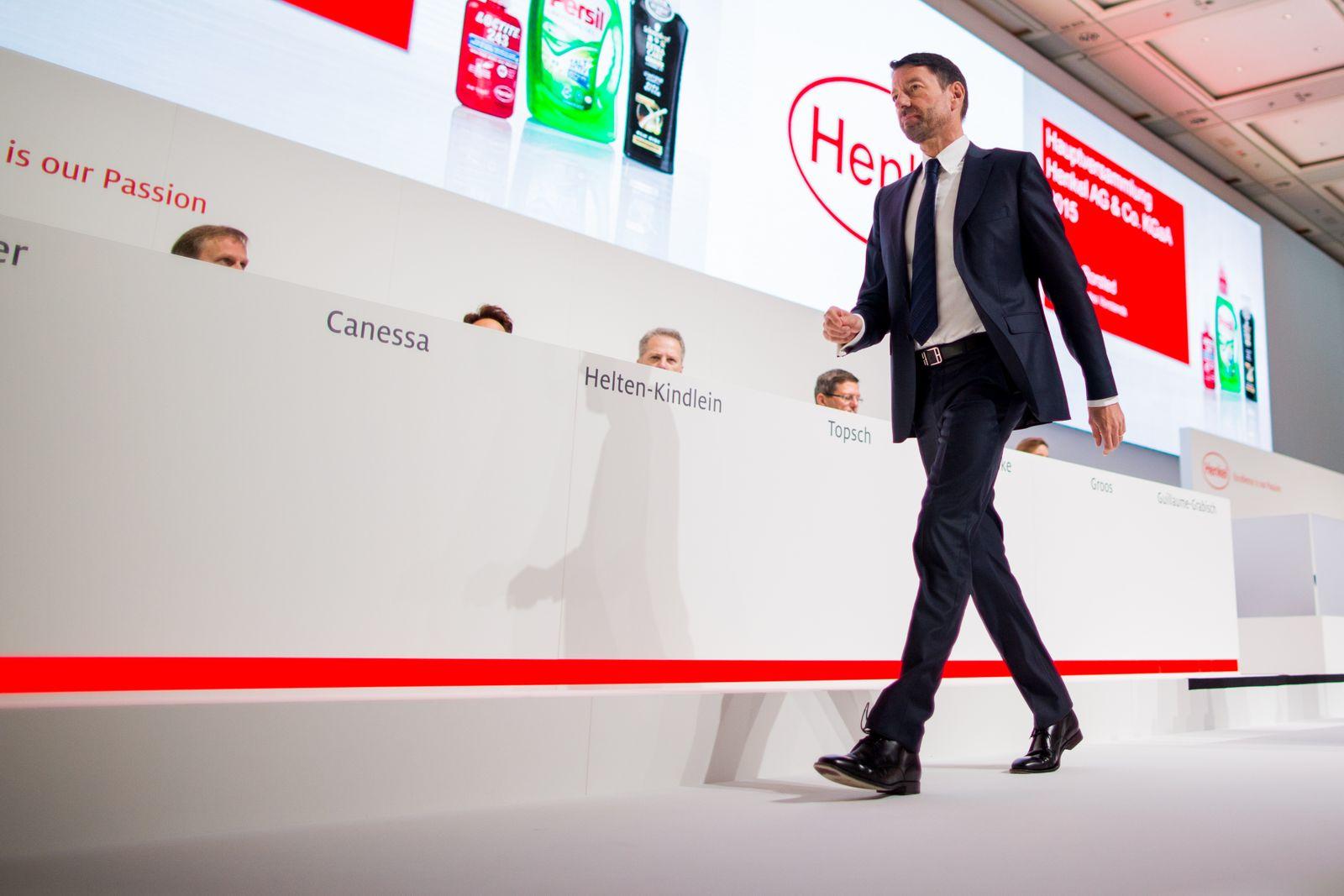 Henkel - Hauptversammlung