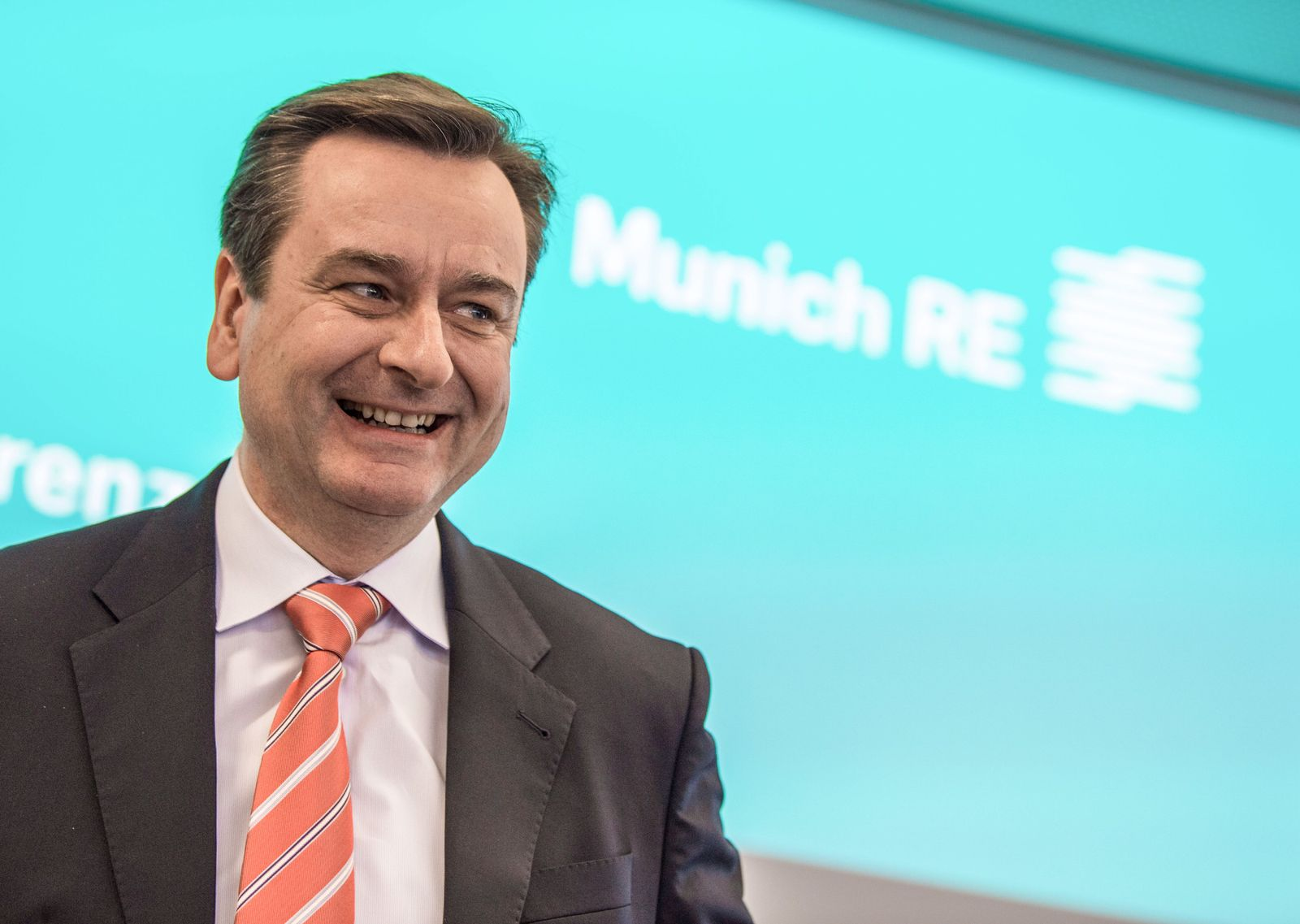 Joachim Wenning / Munich RE