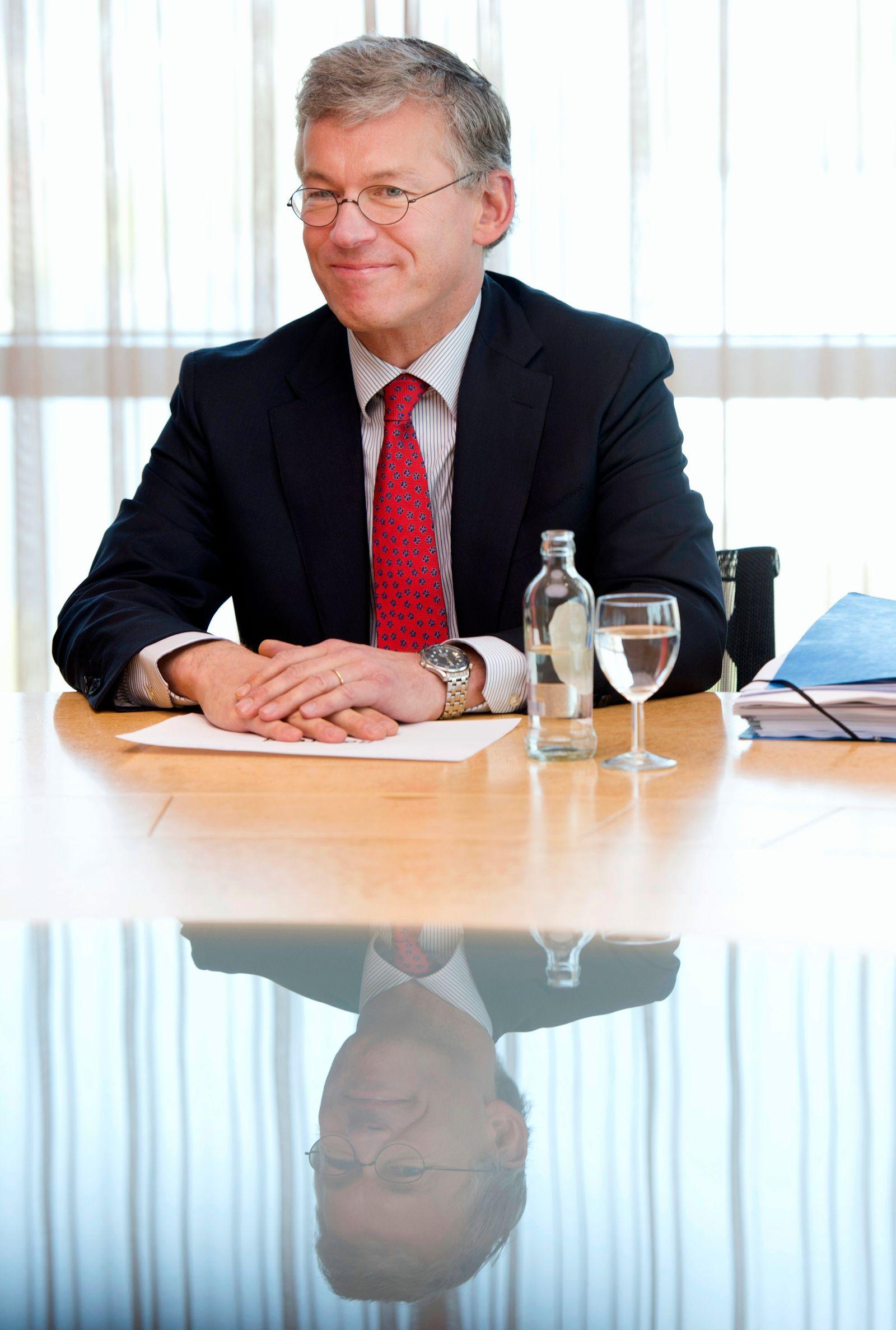 NICHT VERWENDEN Frans van Houten / Phillips CEO