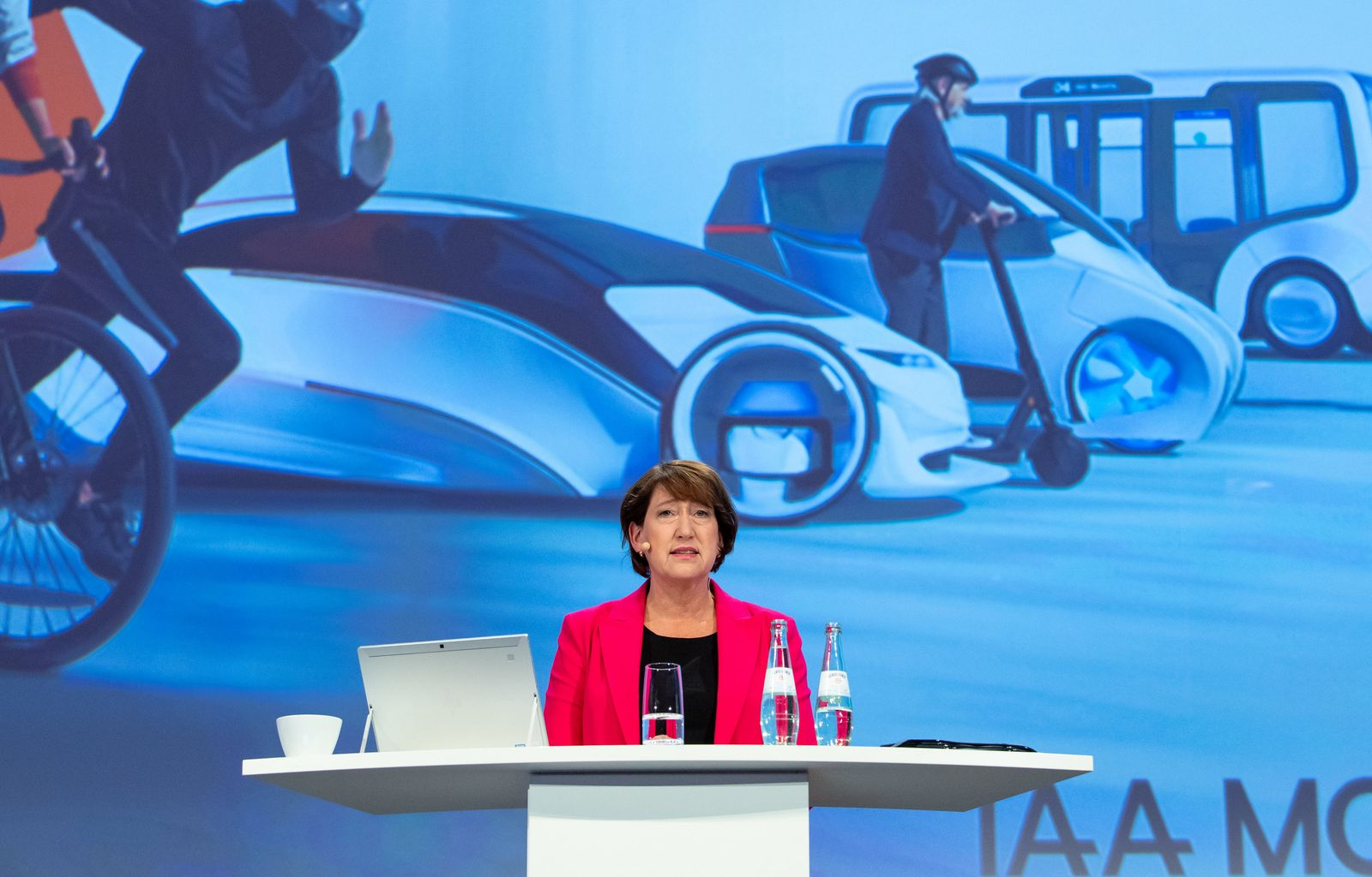 Pressekonferenz IAA Mobility