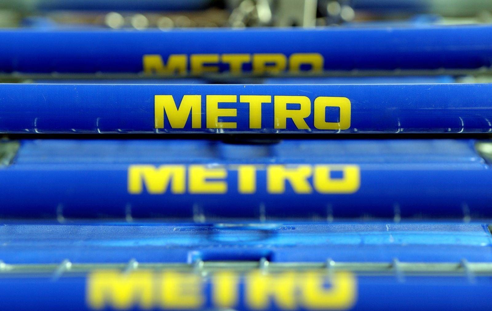 Bilanz-PK Handelskonzern Metro