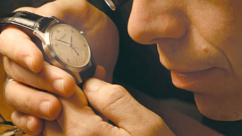 Bezahlbarer Luxus: Die Hentschel-Uhren aus Hamburg
