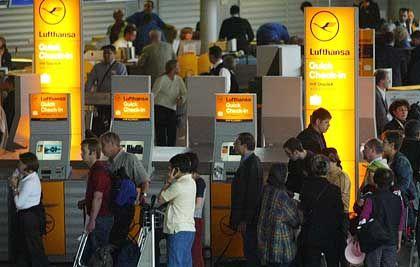 Lufthansa: Angeblich Interesse am Kauf der spanischen Staatslinie Iberia
