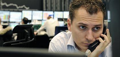 Schattendasein: Der Präsenzhandel der Frankfurter Börse macht nur noch einen Bruchteil des gesamten Handelsvolumens aus