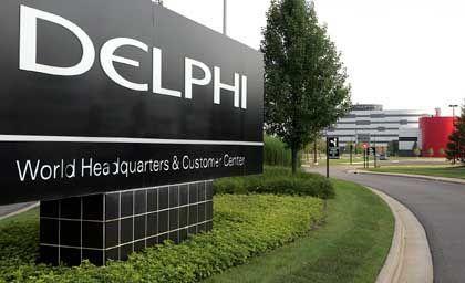 Schwarzes Zeichen: Delphi steckt tief in der Krise und belastet GM