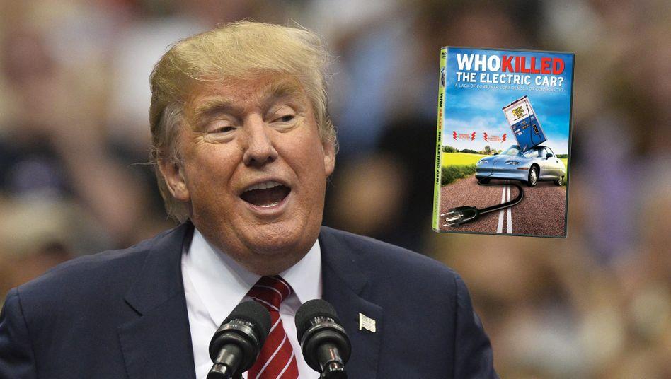 Kommender US-Präsident Donald Trump: Erinnerungen an das Trauma aller Elektroauto-Fans