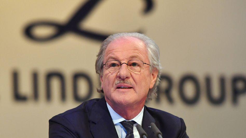 Linde-Aufsichtsratschef Reitzle: Die EU schaut nochmal nach