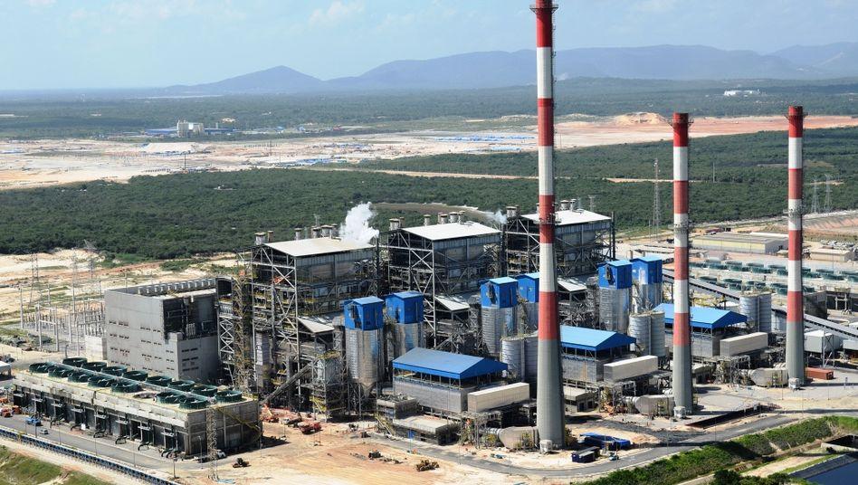 Eneva-Kohlekraftwerk Pecem in Brasilien: Ein Block gehört künftig den Portugiesen, der andere wird von Eon kontrolliert