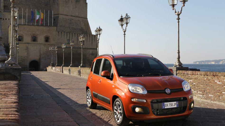 Fiat Panda: Künftig bei Amazon erhältlich?