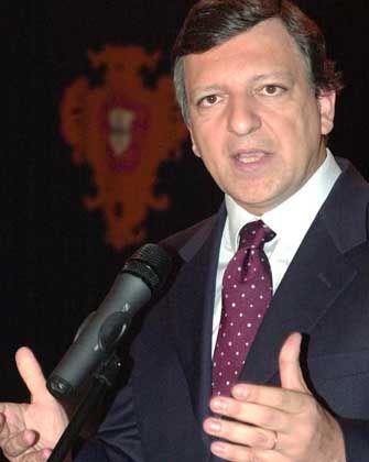 """Jose Manuel Durao Barroso: """"Keine Kommissare erster und zweiter Klasse"""""""