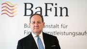 Bafin-Chef Felix Hufeld muss gehen