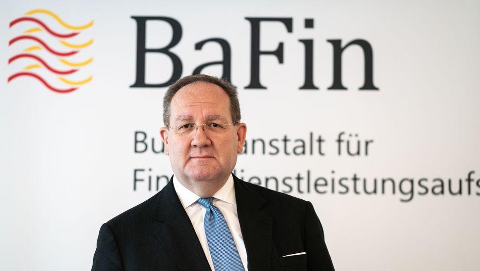 Felix Hufeld: Der Bafin-Chef muss gehen