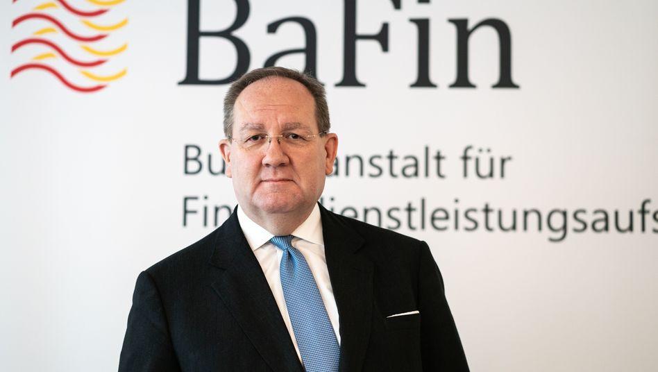 Bafin-Präsident Hufeld: Bankenaufsicht in Singapur widerspricht