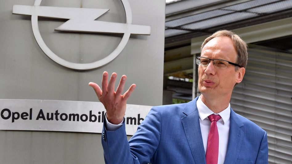 Auf nach Vietnam: Ex-Opel-Chef Michael Lohscheller