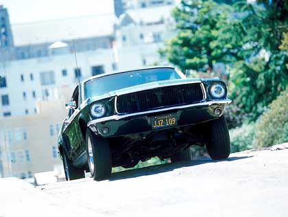1968: Ford Mustang