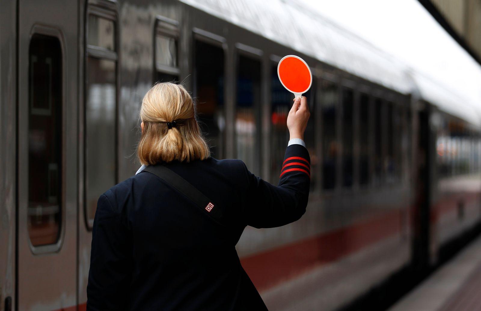 Deutsche Bahn/ Mitarbeiter
