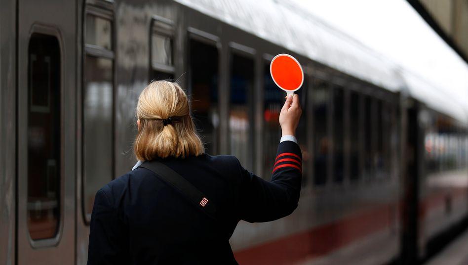 Moderate Lohn- und Gehaltserhöhungen bei der Deutschen Bahn