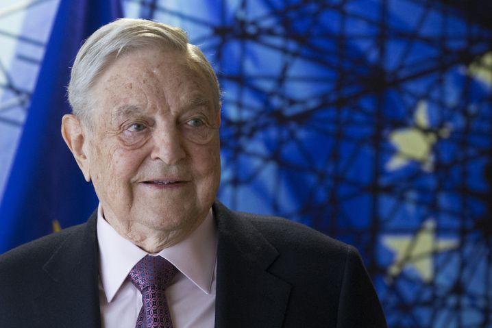 "George Soros: ""Trump will einen Mafia-Staat errichten"""
