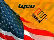 Angeschalgene US-Konzerne: Tyco und Enron