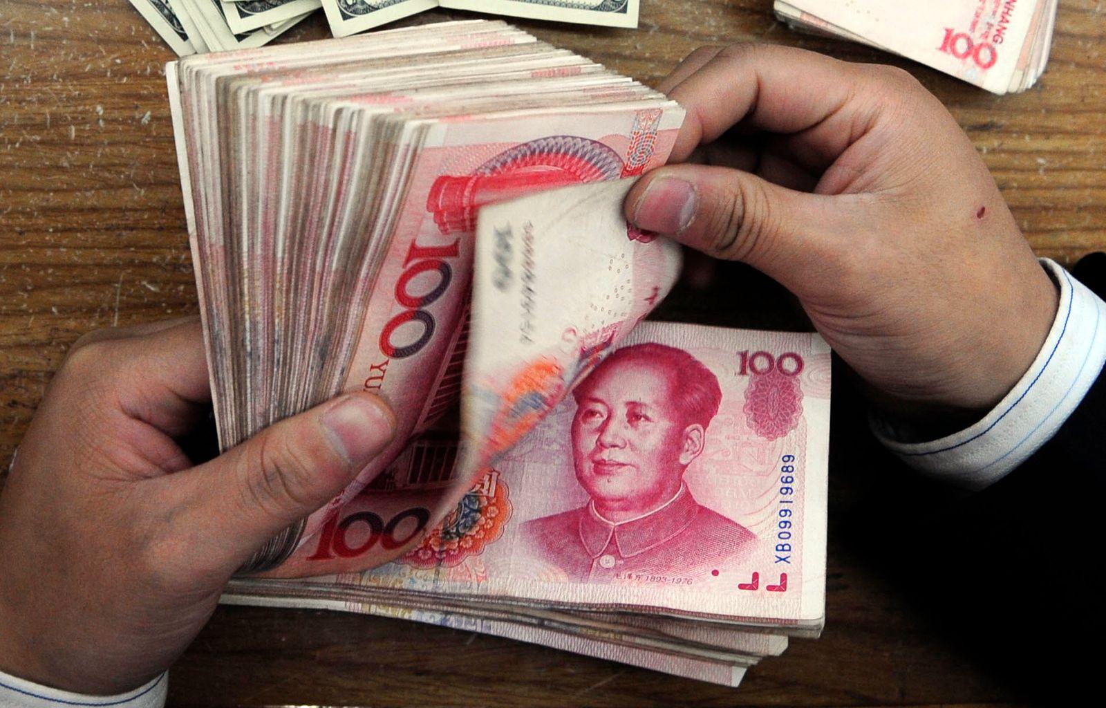 Yuan / Renminbi / Währung China