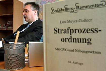 Den Mannesmann-Prozess beendet: Richter Drees