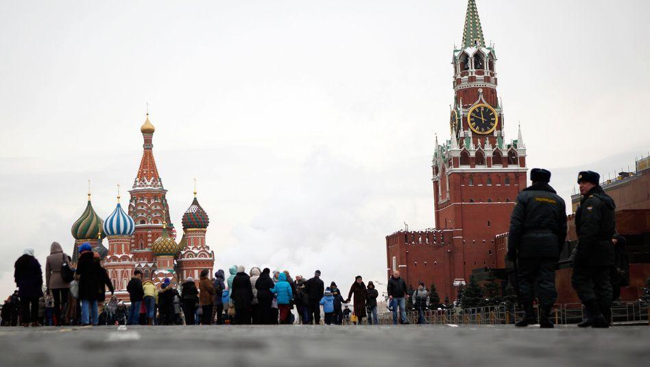Kreml in Moskau: Neue Hilfe für das klamme Zypern