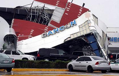 Hurrikan Wilma:Stärkster bisher gemessener Wirbelsturm