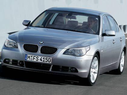 Die Außenansicht: BMW 5er