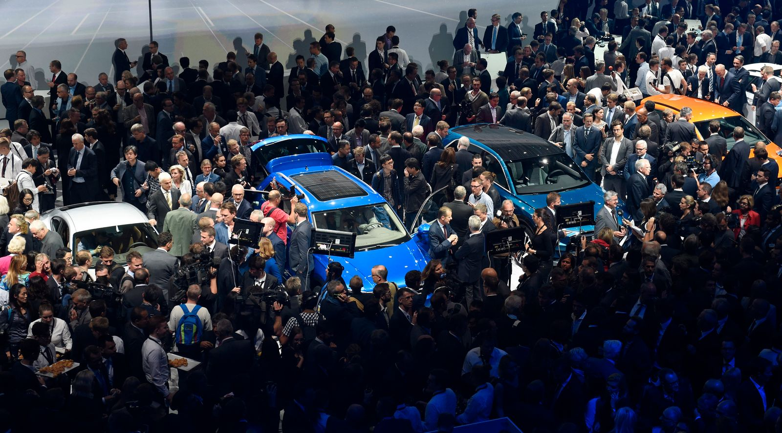 Germany Frankfurt Auto Show