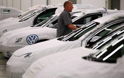 IAA-Modelle: Die Industrie hofft auf Impulse für 2008