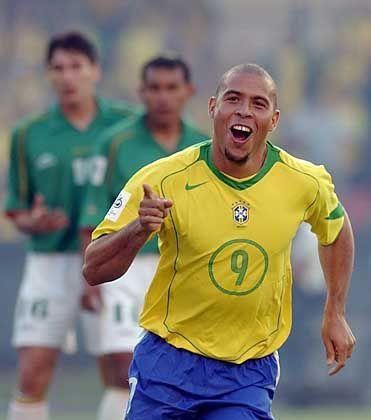 "Brasilianischer Fußballstar: ""Ronaldo-Handy"""