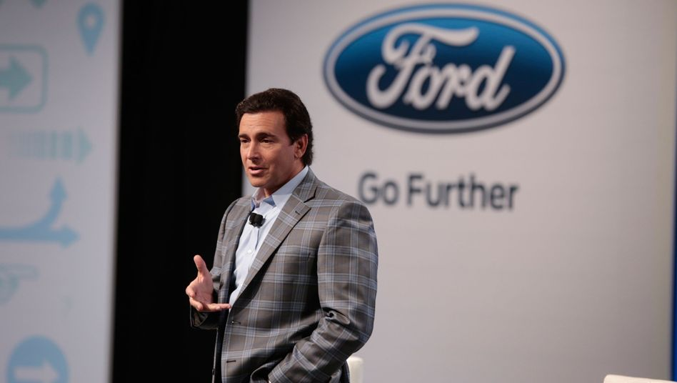 "Soll laut ""Forbes"" abgelöst werden: Ford-Chef Mark Fields"