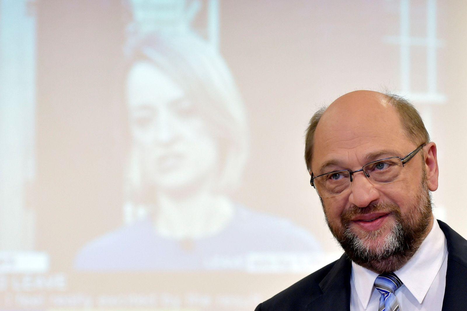 Brexit/ Zitat-Biga/ Martin Schulz