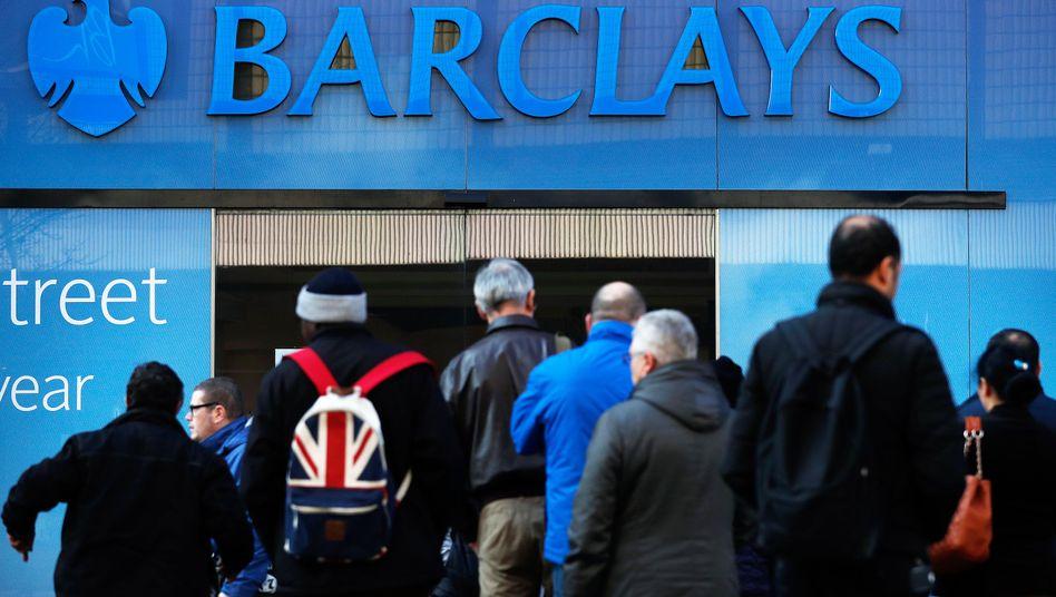 Barclays: Auch JPMorgan , RBS, Citigroup und die Mitsubishi UFG müssen Strafe zahlen