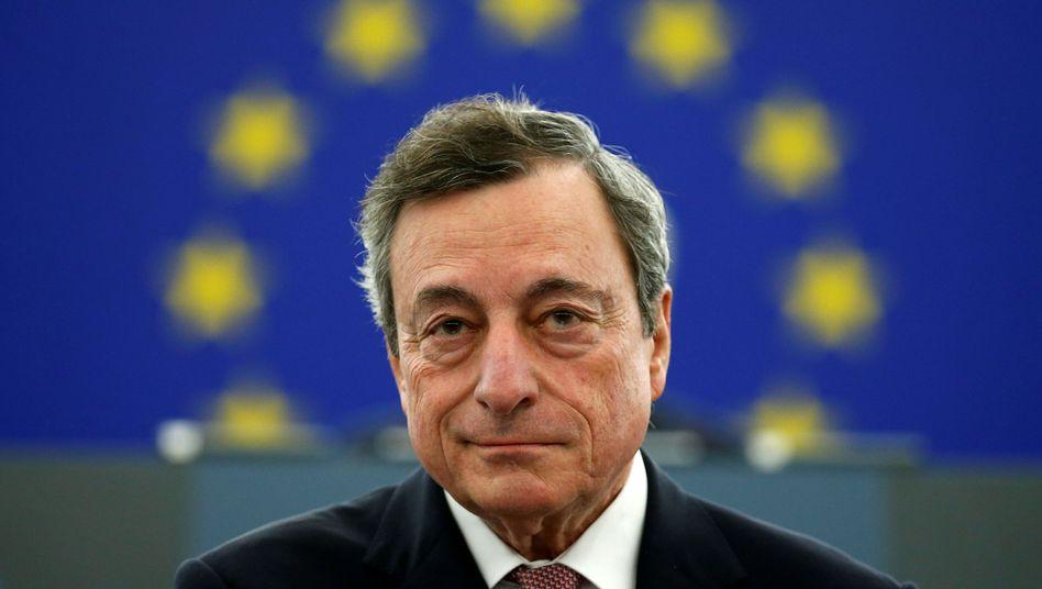 """Mario Draghi in der Kritik: """"Die Beschlüsse waren ein Fehler"""""""
